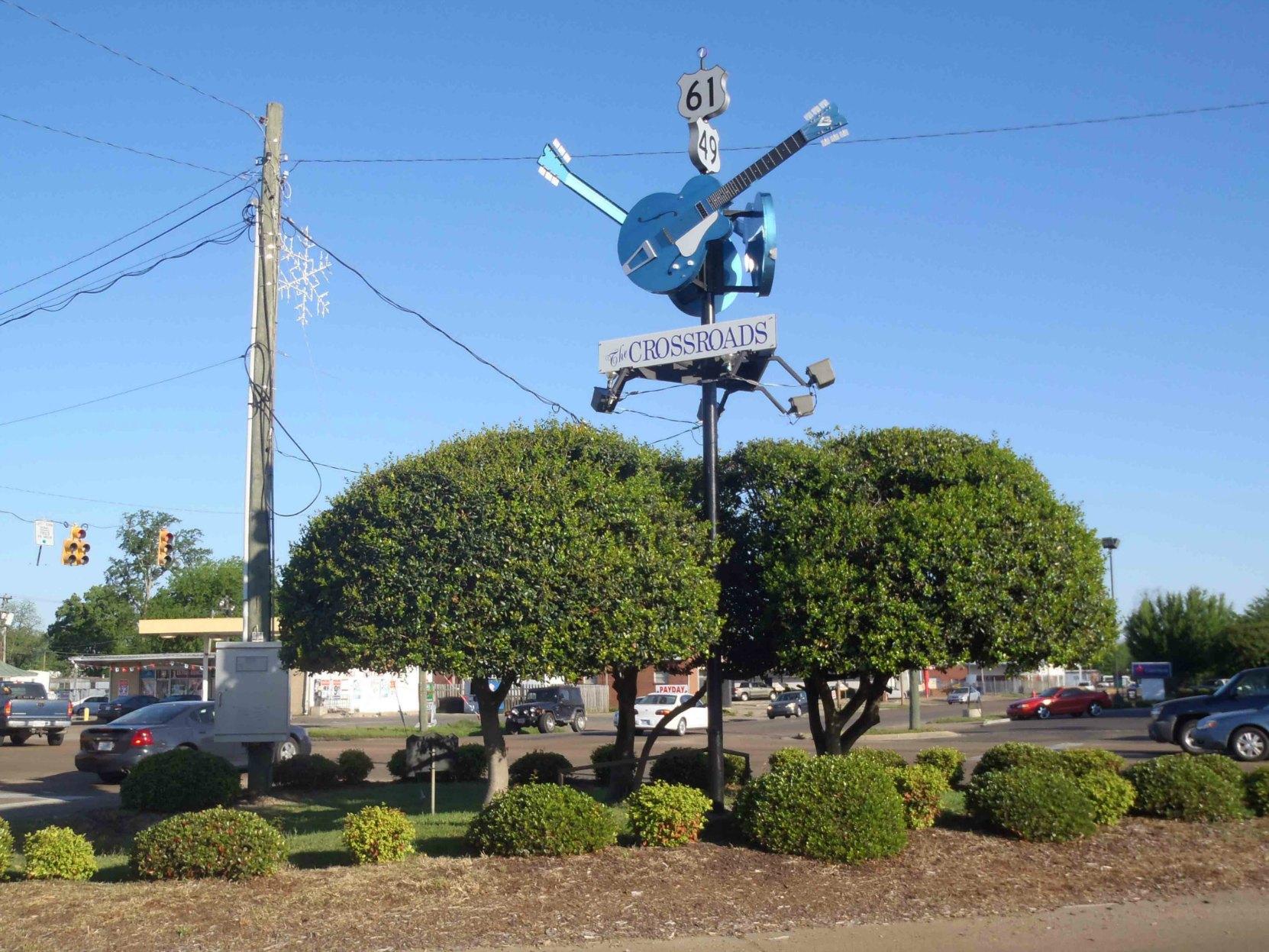 Crossroads Clarksdale Mississippi